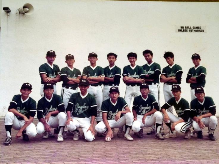 The 1987 A-Division Team