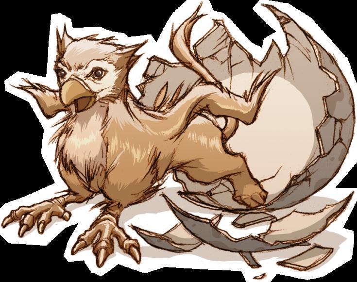 Gryphon Hatchling