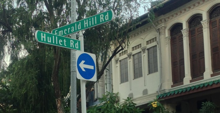 hullet road