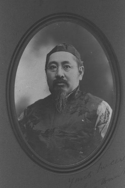Dr Lim Boon Keng (Courtesy of the National Archives of Singapore)