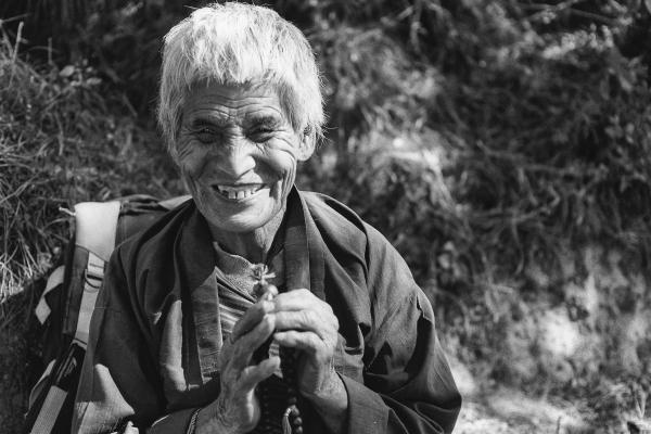 Aidan Mock, 'Bhutan; November '12', 2012
