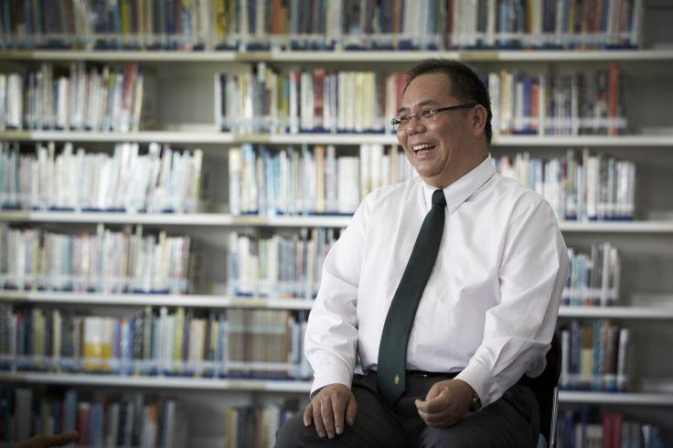 Mr Chan Poh Meng