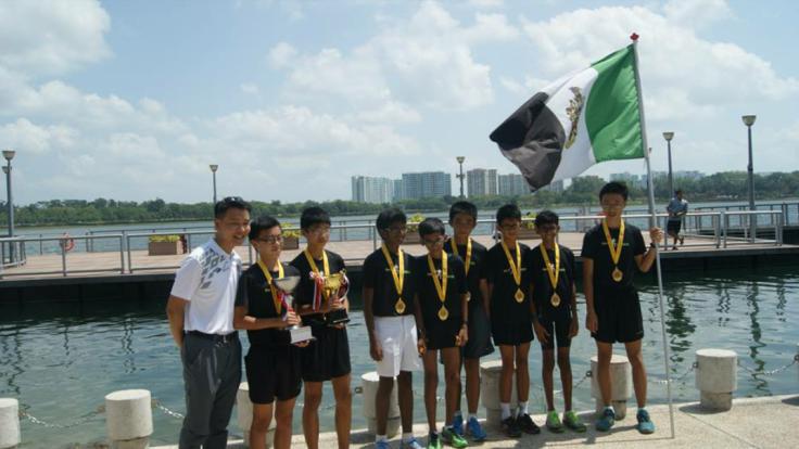 C Division Boys' team