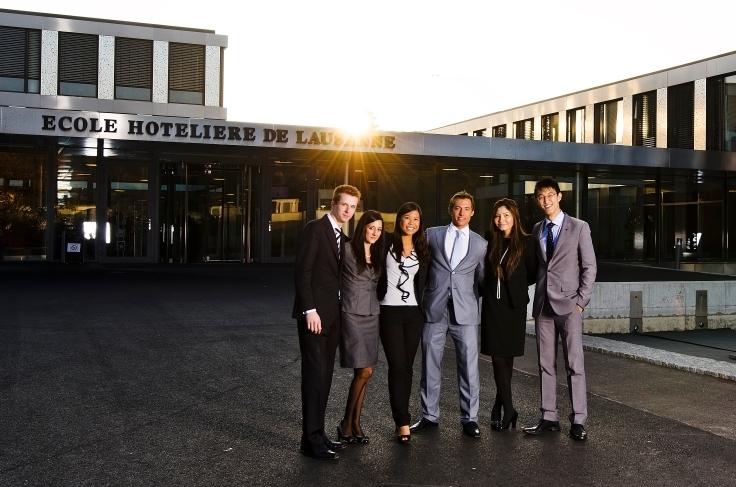 Joshua (far right) in 2012