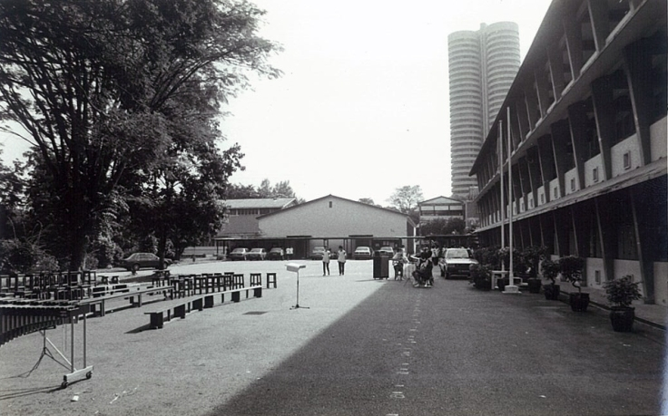 RGS moves to Anderson Road (1959)