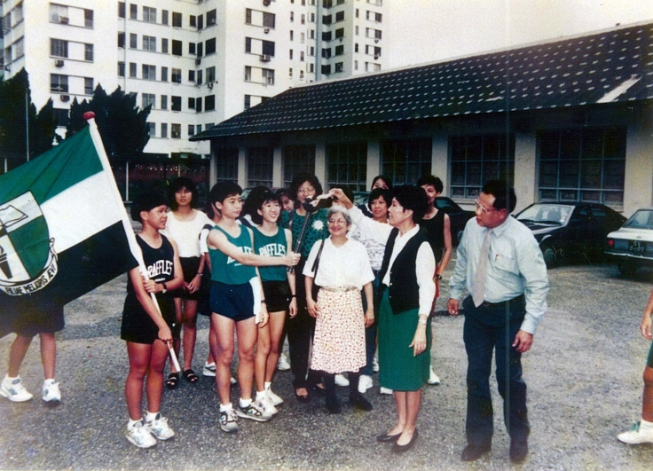 RGS moves to Jalan Kuala (1988 to 1992)