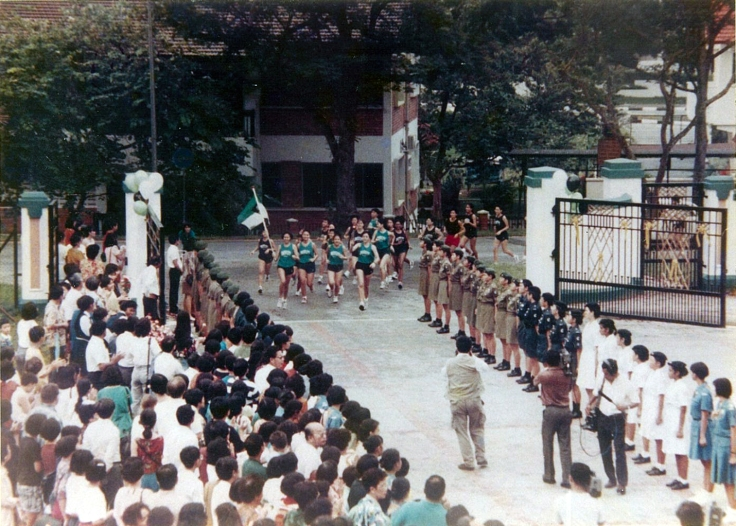 RGS moves back to Anderson Road (1992 to present day)