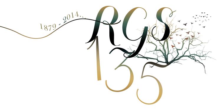 RGS 135 Logo