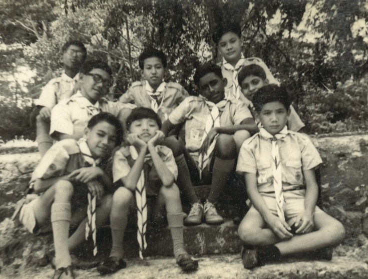 Falcon Patrol, Chia Chee Kiong, Robert Tham