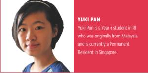 yuki pan