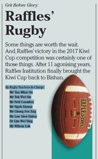 Raffles Rugby